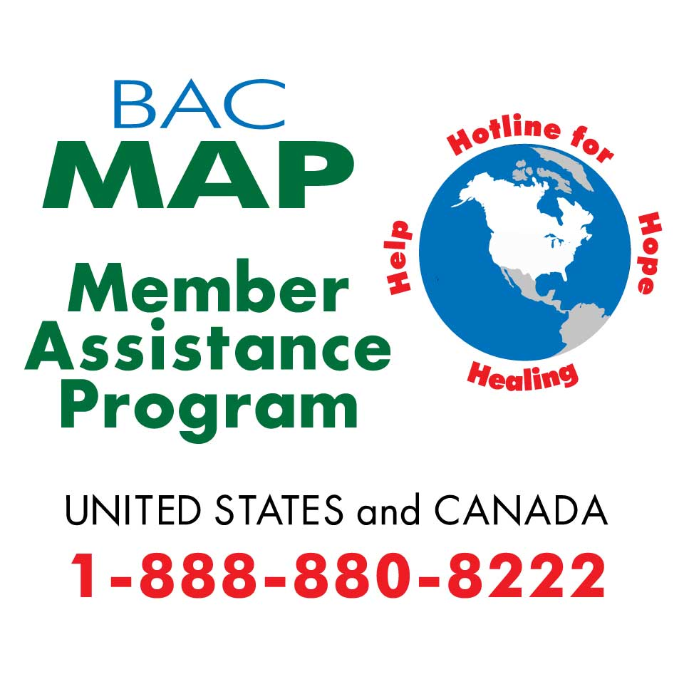 Member Assistance Program (MAP) | International Union of Bricklayers